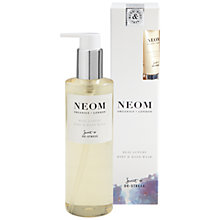Buy Neom Organics London Real Luxury Body & Hand Wash, 250ml Online at johnlewis.com