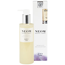 Buy Neom Organics London Tranquillity Body & Hand Wash, 250ml Online at johnlewis.com