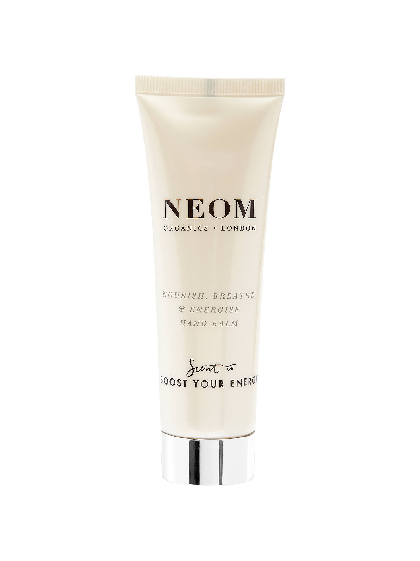 Buy Neom Organics London Nourish, Breathe & Energise Hand Balm, 50ml Online at johnlewis.com