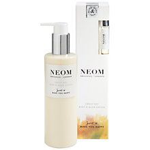 Buy Neom Organics London Great Day Body & Hand Lotion, 250ml Online at johnlewis.com