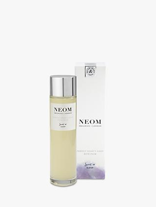 Neom Organics London Perfect Night's Sleep Bath Foam, 200ml