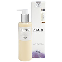 Buy Neom Organics London Tranquillity Body & Hand Lotion, 250ml Online at johnlewis.com