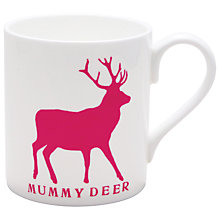 Buy McLaggan Smith 'Mummy Dear' Mug Online at johnlewis.com