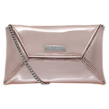Buy Carvela Gleam Matchbag Clutch Bag, Bronze Online at johnlewis.com