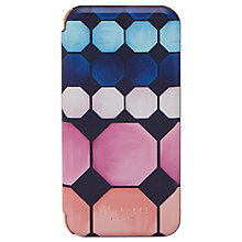 Buy Ted Baker Gwyneth iPhone 6 Case, Navy Online at johnlewis.com
