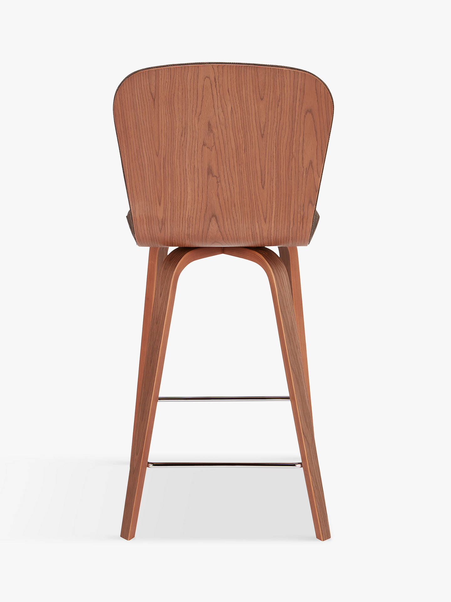 BuySays Who for John Lewis Mino Bar Stool, Natural Online at johnlewis.com