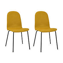 Buy House by John Lewis Fluent Upholstered Chairs, Set of 2 Online at johnlewis.com