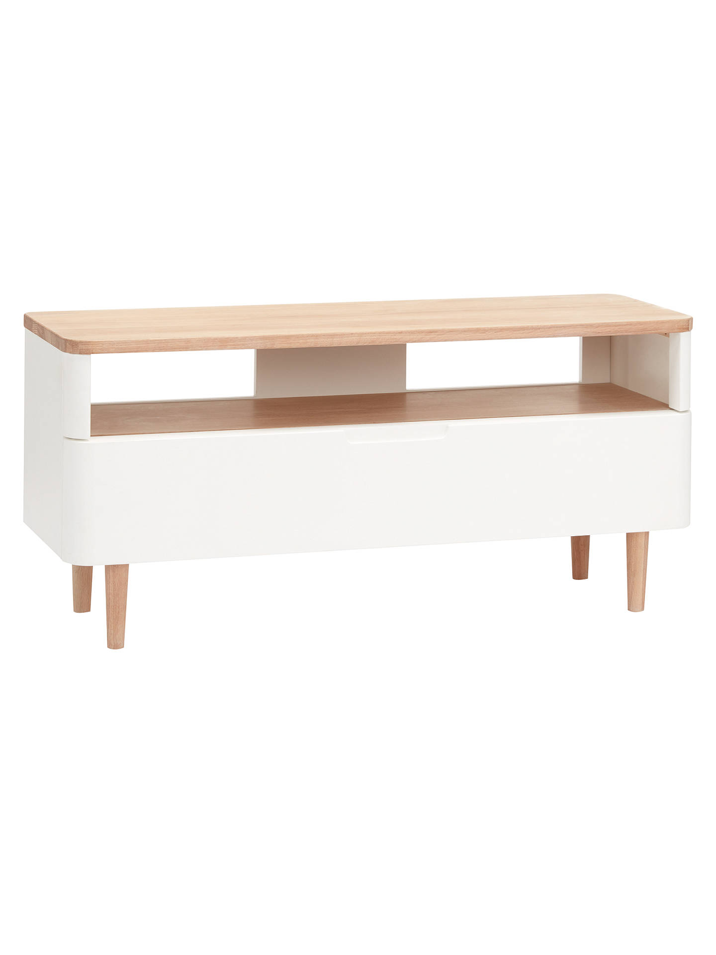 a2960facd48c Ebbe Gehl for John Lewis Mira TV Stand for TVs up to 60