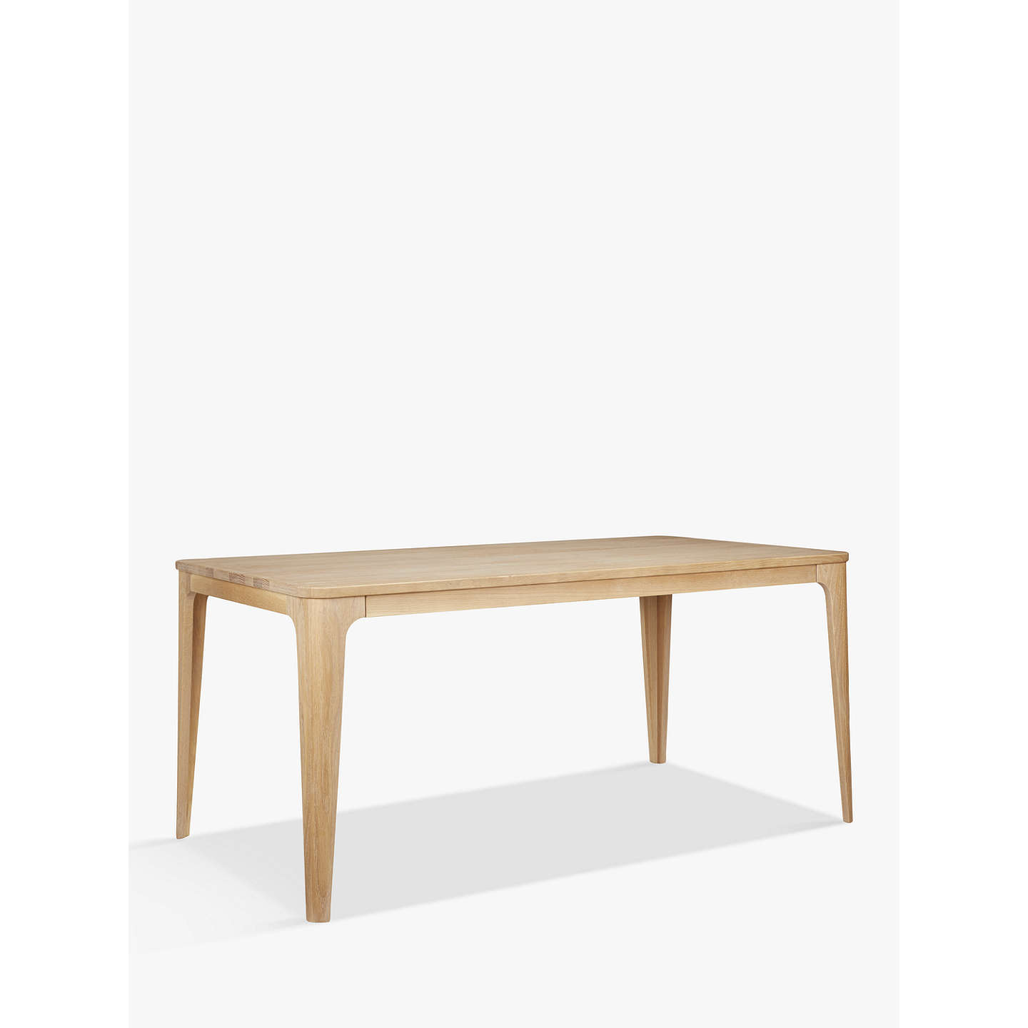 Ebbe Gehl For John Lewis Mira 6 Seater Dining Table At