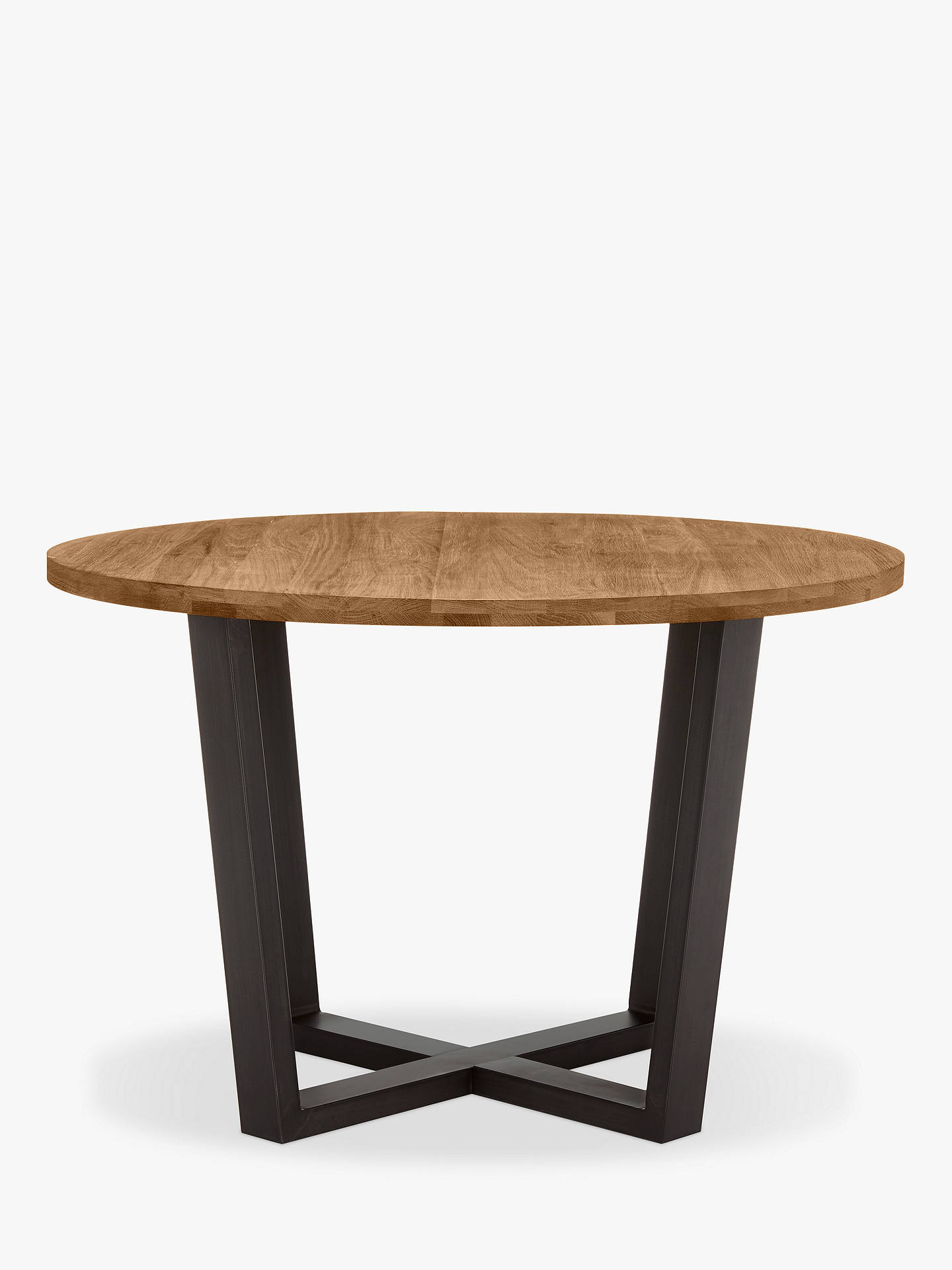 925e1152f9f5 John Lewis   Partners Calia 6 Seater Round Dining Table at John ...