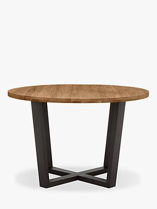 John Lewis   Partners Calia 6 Seater Round Dining Table 11673226b