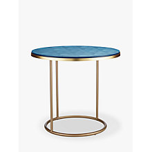 Buy V&A and John Lewis Jack Marquetry Side Table Online at johnlewis.com