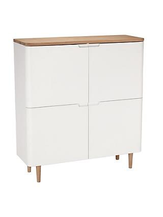 Ebbe Gehl for John Lewis Mira 4-door Cupboard