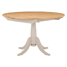 Buy John Lewis Audley Round 4-6 Seater Extending Dining Table Online at johnlewis.com