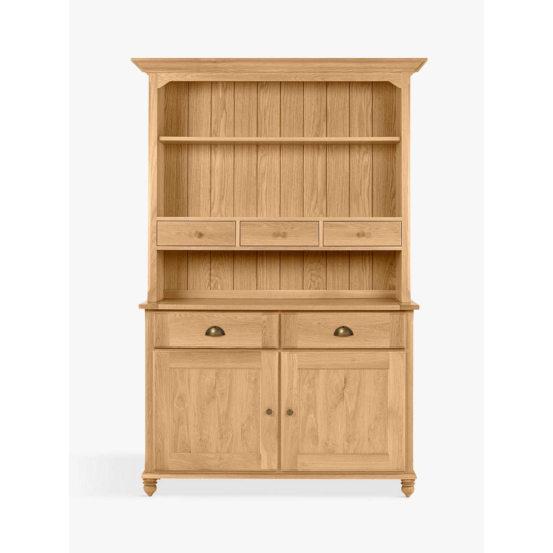 John Lewis Audley Dresser Top Oak Online At Johnlewis