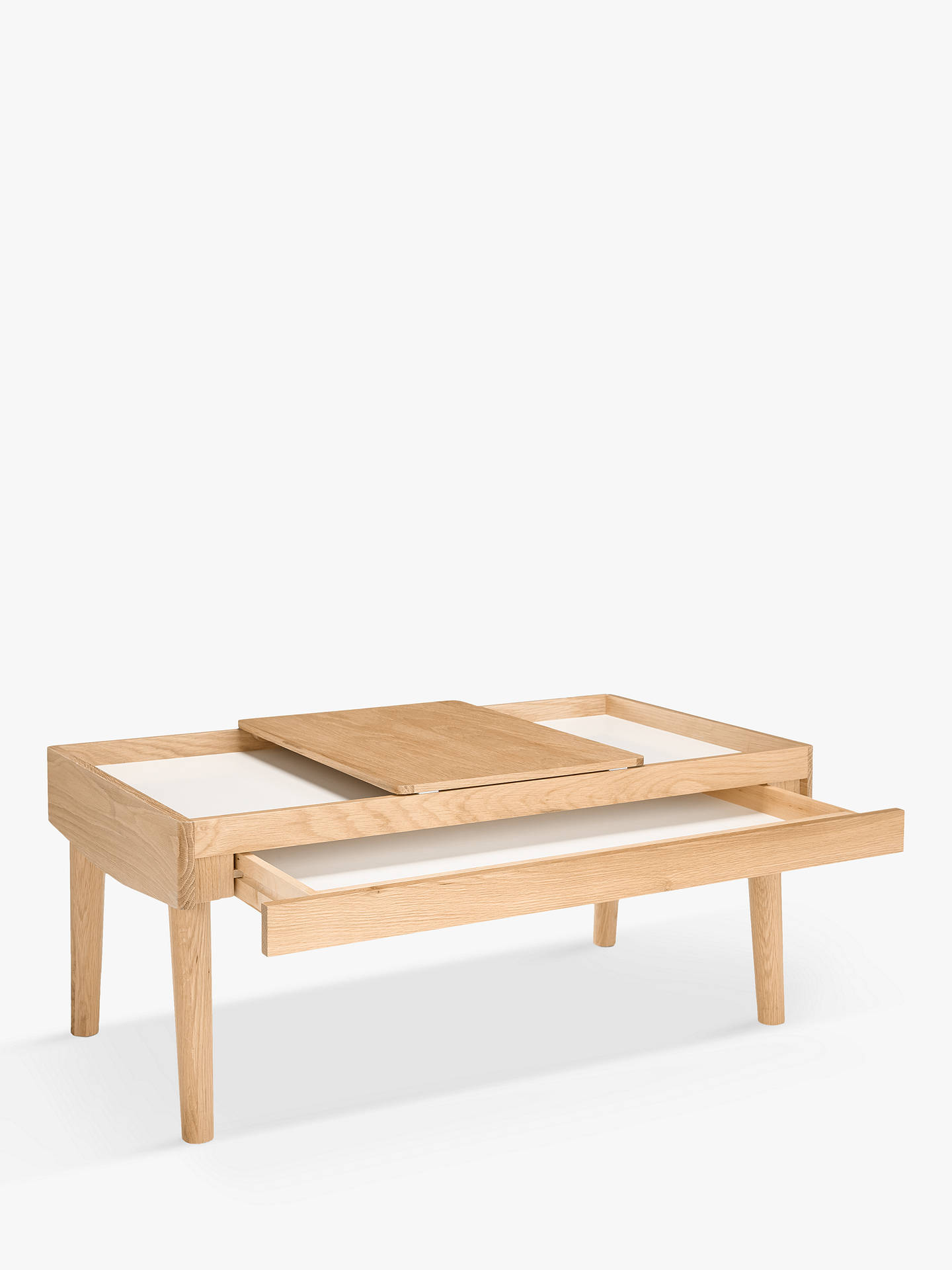 House By John Lewis Bow Storage Coffee Table