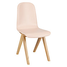 Buy Bethan Gray for John Lewis Newman Leather Upholstered Dining Chair Online at johnlewis.com
