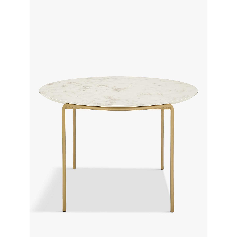 John Lewis Esempio Round Coffee Table At John Lewis