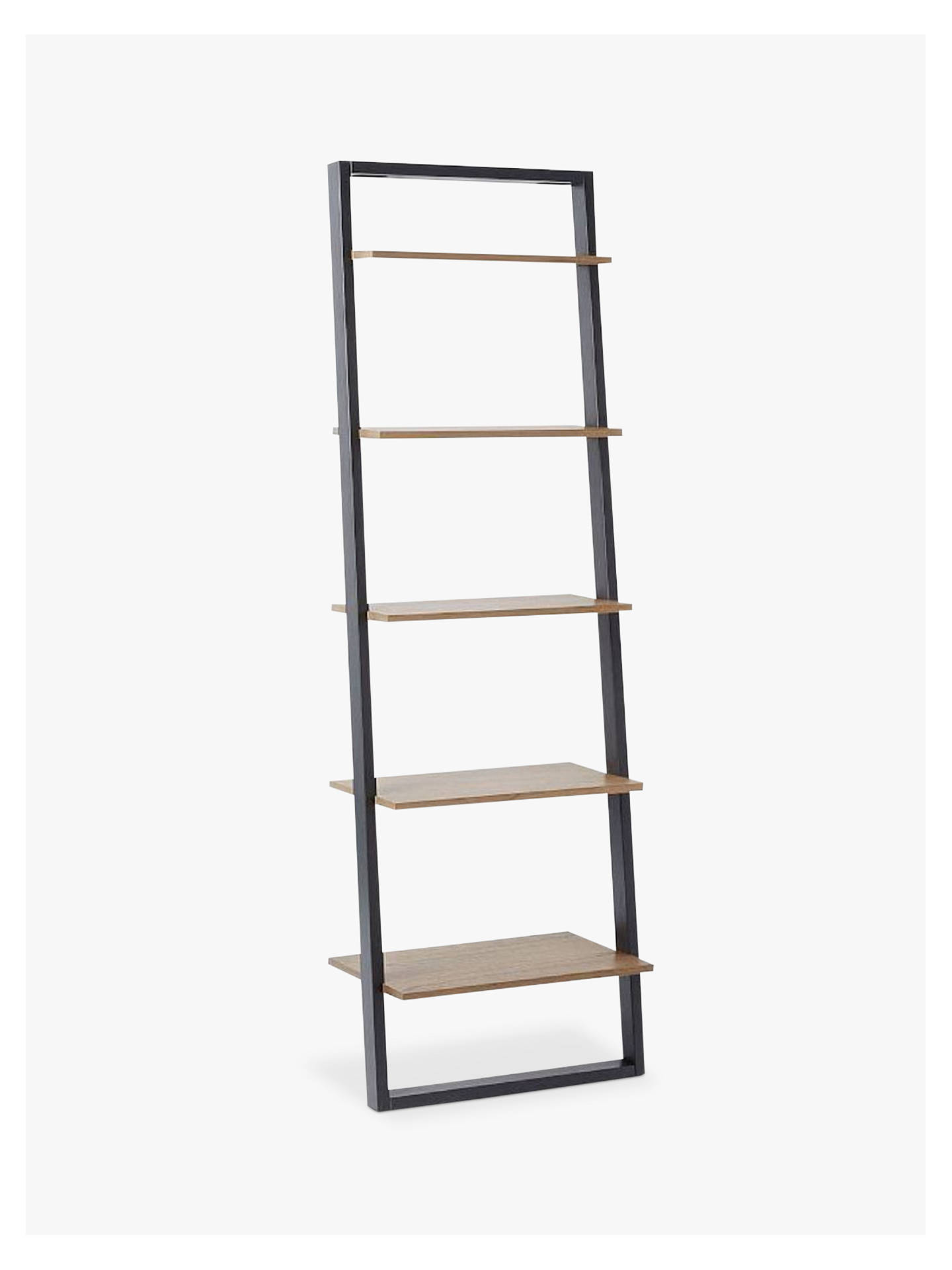 huge selection of abd08 2bc7d west elm Wide Ladder Shelving Unit, Sandstone/Shale