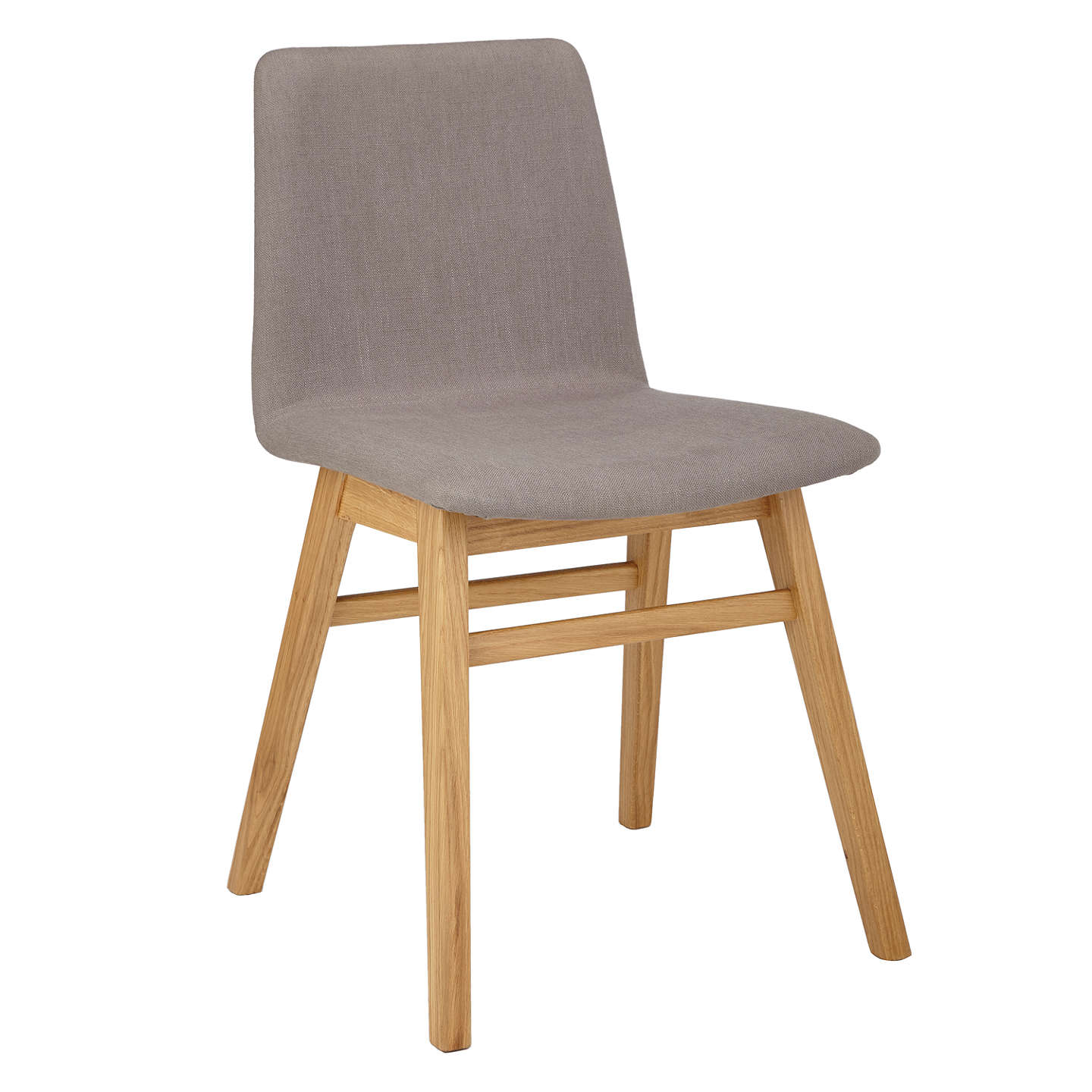John Lewis Duhrer Dining Chair Grey At John Lewis