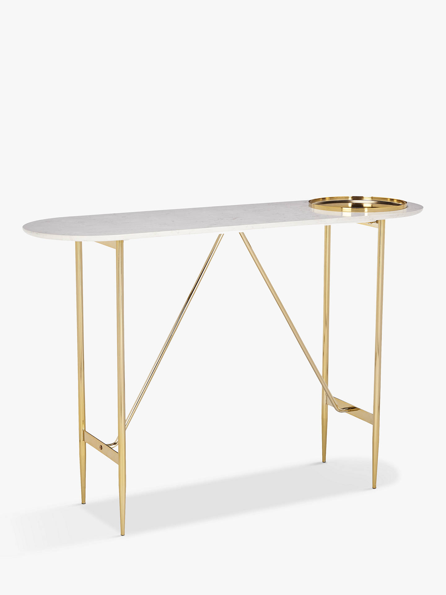 Excellent John Lewis Partners Riya Console Table At John Lewis Ncnpc Chair Design For Home Ncnpcorg