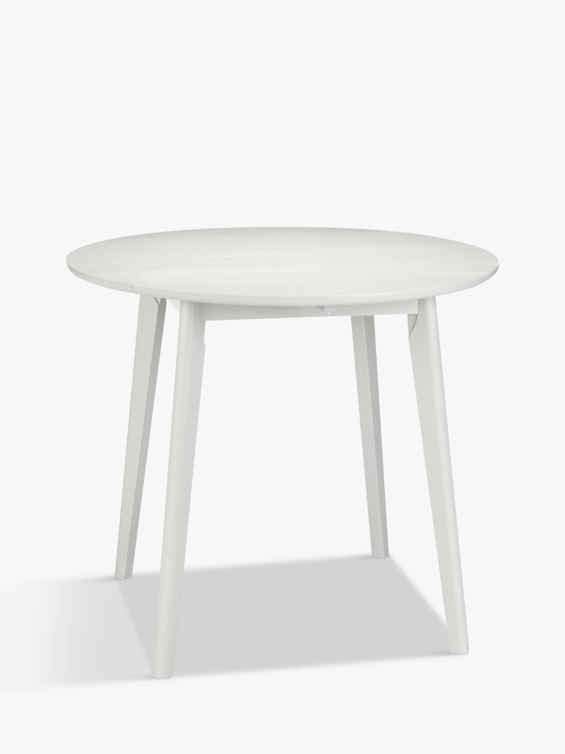 House By John Lewis Dillon 4 Seater Drop Leaf Dining Table Smoke
