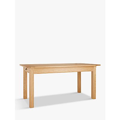 John Lewis Audley Rectangular 6-10 Seater Extending Dining Table