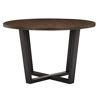 John Lewis Calia Round 6 Seater Dining Table