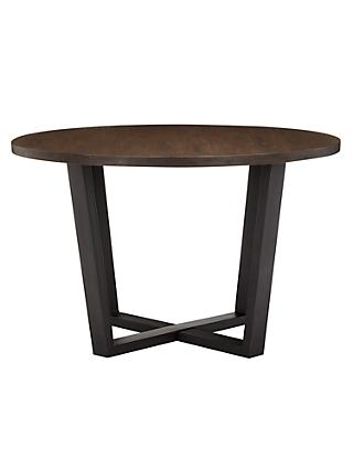 John Lewis Partners Calia Round 6 Seater Dining Table