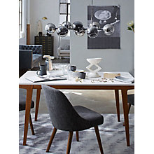Buy west elm Mid-Century Dining Chair Online at johnlewis.com