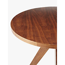Buy west elm Tripod Round 2 Seater Dining Table Online at johnlewis.com