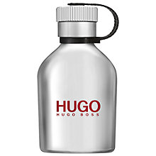 Buy HUGO BOSS HUGO Iced Eau de Toilette Online at johnlewis.com