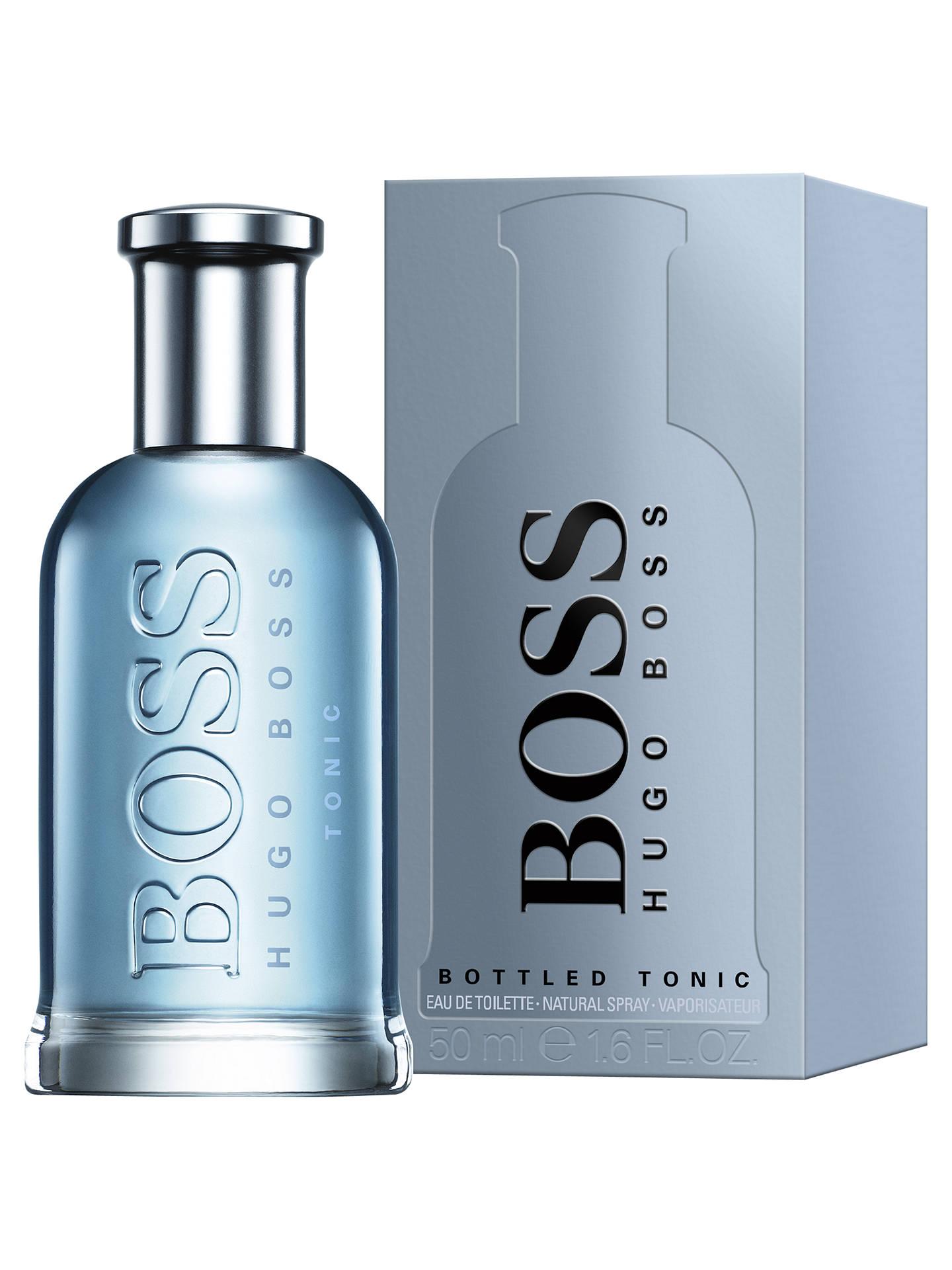 HUGO BOSS BOSS Bottled Tonic Eau de Toilette at John Lewis   Partners d50001bae32
