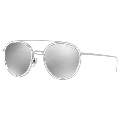 Giorgio Armani AR6051 Round Sunglasses