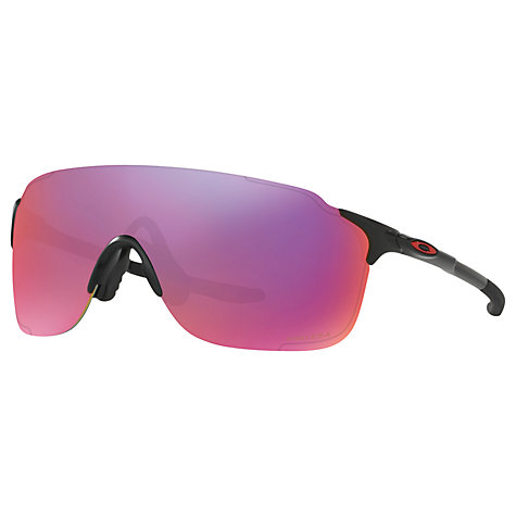 black and red oakley sunglasses 0te9  Buy Oakley OO9386 EVZero Stride Rectangular Sunglasses, Matte Black/Red  Iridium Online at johnlewis