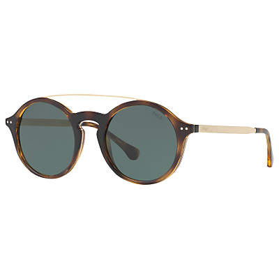 Polo Ralph Lauren PH4122 Round Sunglasses
