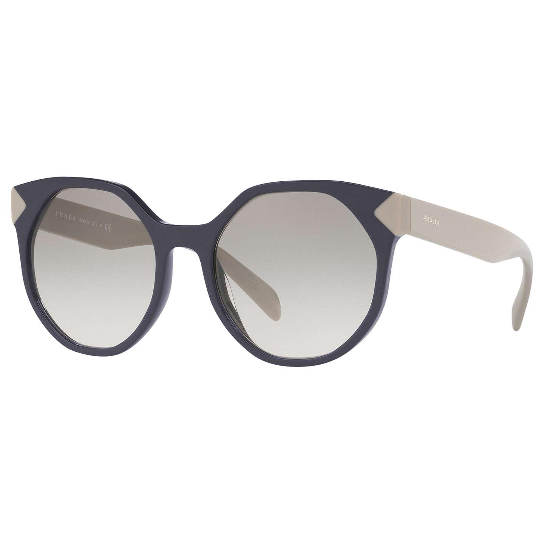 Prada Gradient oval sunglasses E7ncC0T