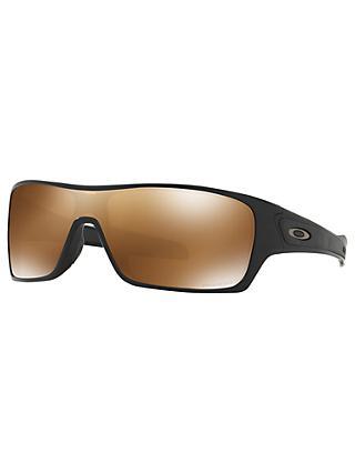 bdc8e2410862 Oakley OO9307 Turbine Rotor Prizm Polarised Rectangular Sunglasses