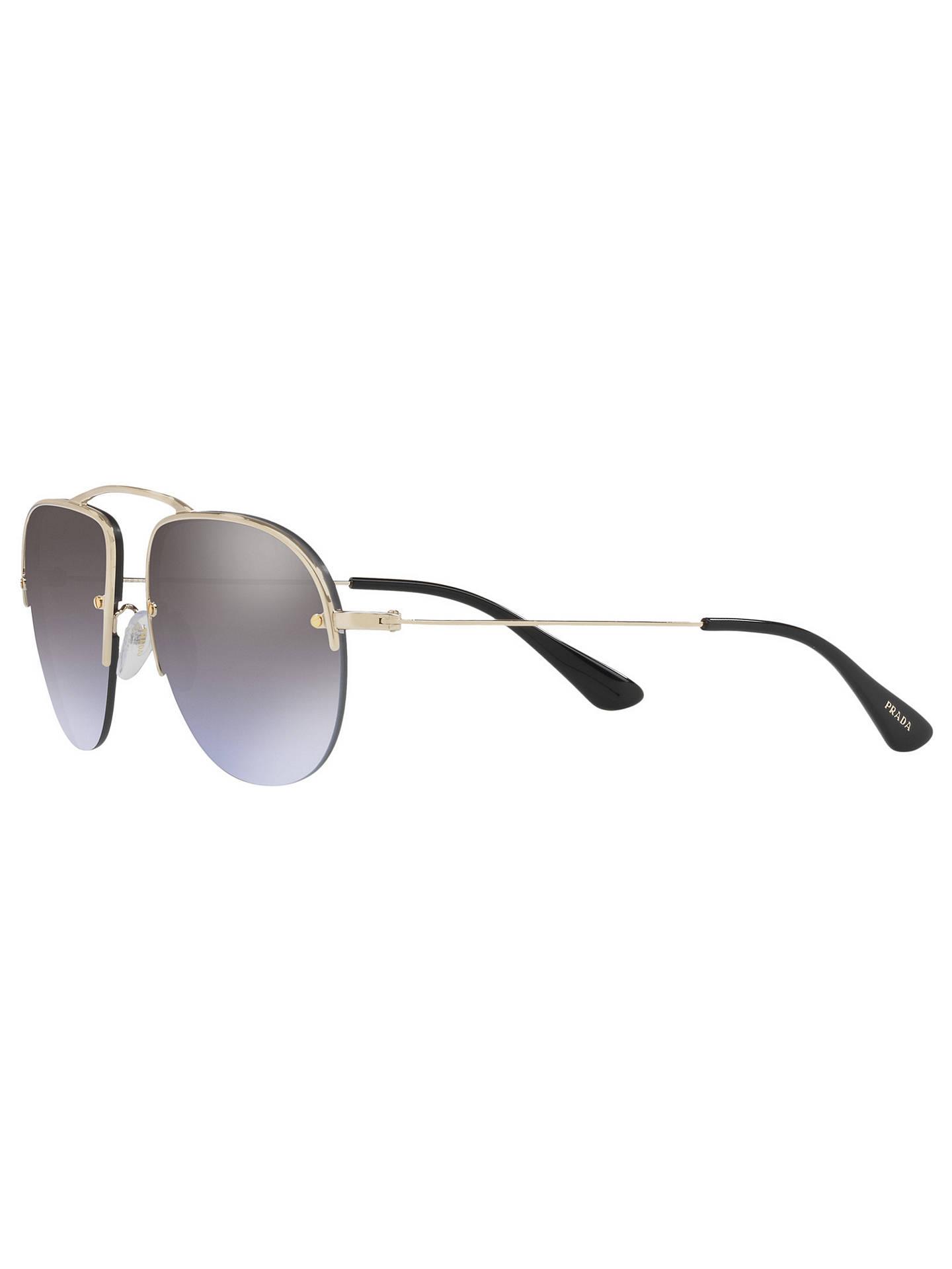 f1c52307aa ... BuyPrada PR 58OS Aviator Sunglasses