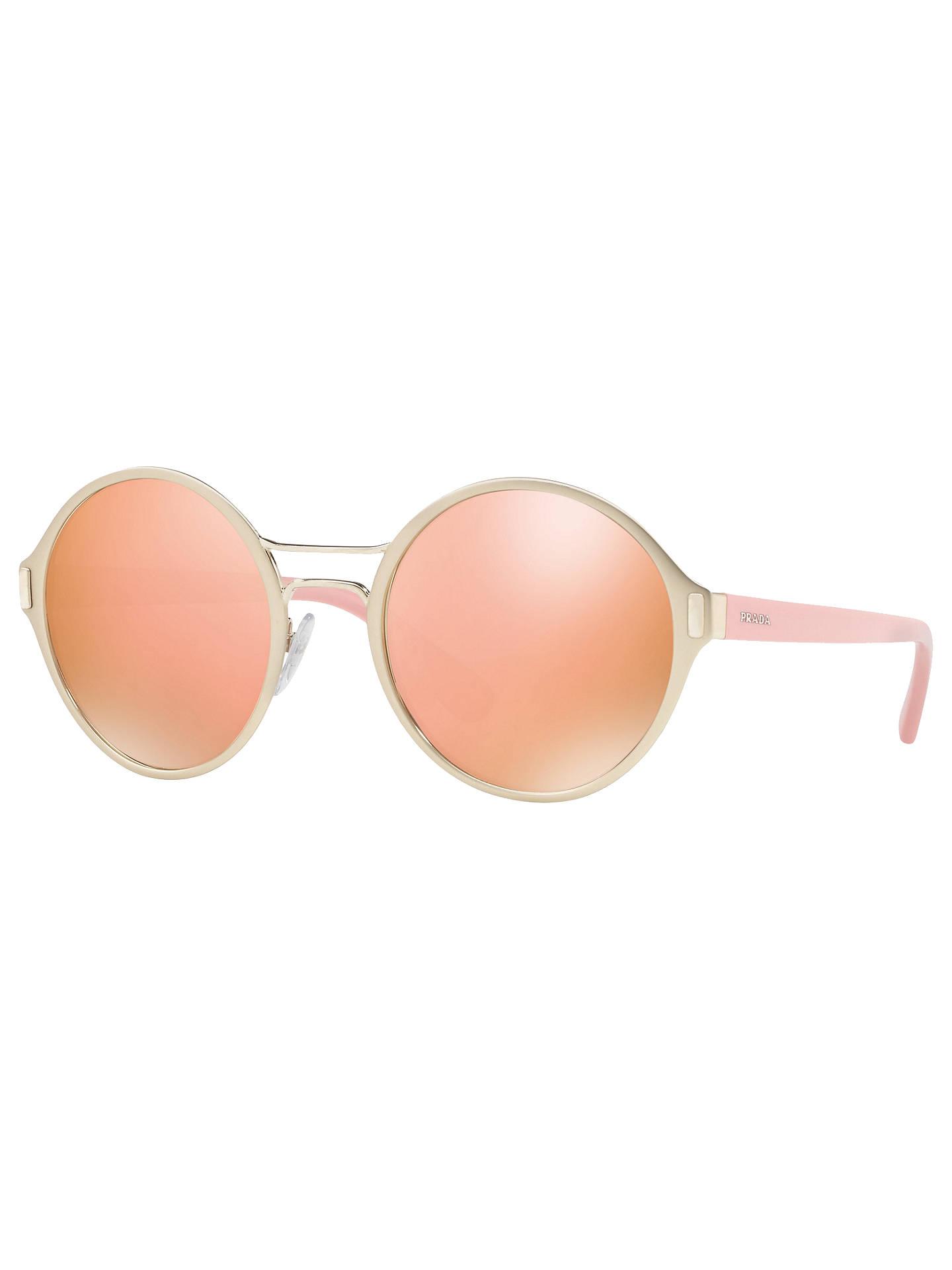 663df5cd05fa2 Buy Prada PR 57TS Round Sunglasses