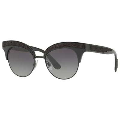 Dolce & Gabbana DG6109 Cat's Eye Sunglasses