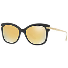 Buy Michael Kors MK2047 Lia Square Sunglasses Online at johnlewis.com