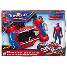 Buy Spider-Man Spider Racer Online at johnlewis.com