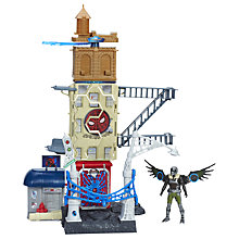 Buy Spider-Man Marvels Vulture Attack Set Online at johnlewis.com