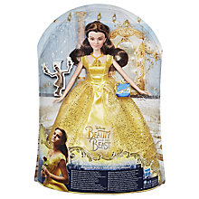 Buy Disney Beauty and the Beast Enchanting Melody Doll Online at johnlewis.com