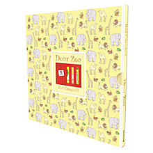 Buy Dear Zoo Children's Book with Deluxe Slipcase Online at johnlewis.com