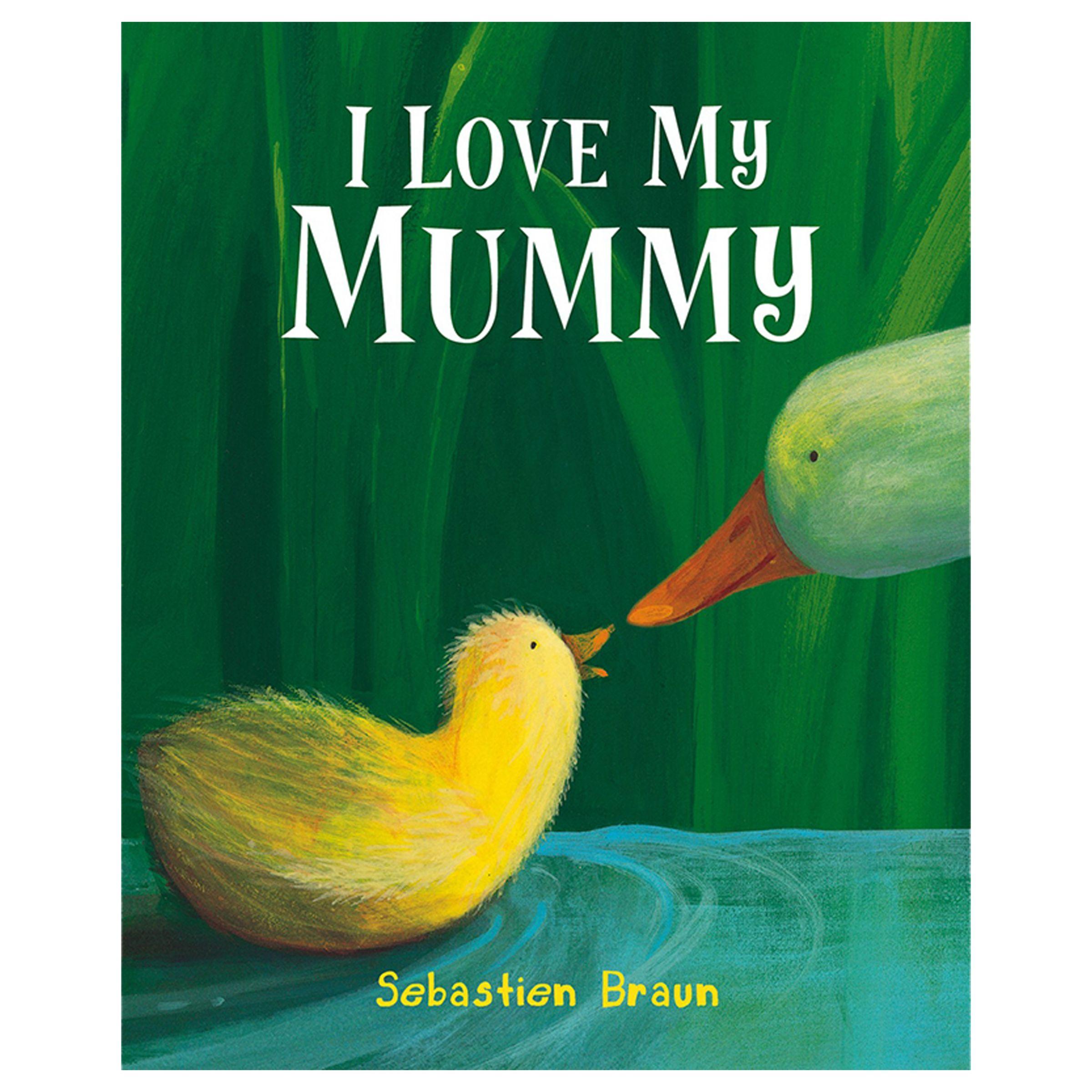 Children's Books I Love My Mummy Children's Book