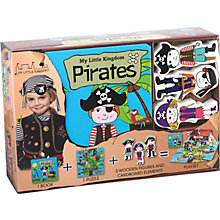 Buy My Little Kingdom Pirates Box Set Online at johnlewis.com