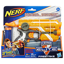 Buy Nerf N-Strike Firestrike Blaster Online at johnlewis.com