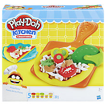 Buy Play-Doh Kitchen Creations Pizza Party Set Online at johnlewis.com